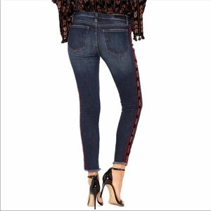 Miss me ankle skinny jeans women size 29 NWT